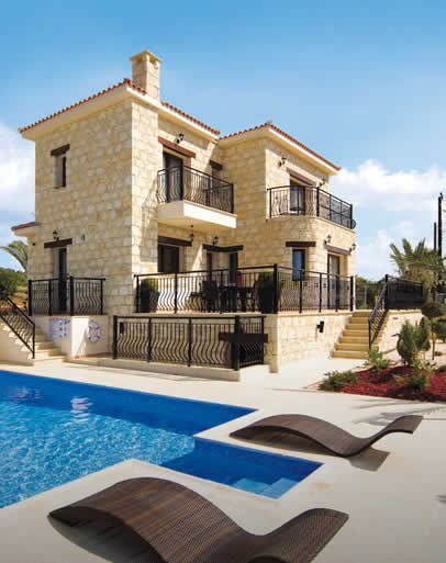 Typical Villa Property